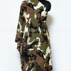 Cashmere Wool Printed Scarf