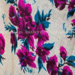 Cashmere Wool Beautiful Print Scarf