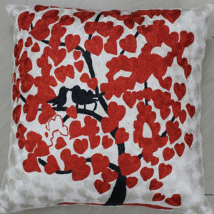 Handmade Pure Silk Cushion Cover