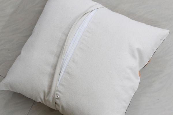 Handmade Silk Cushion Cover
