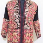 Cashmere Aari Work Jacket