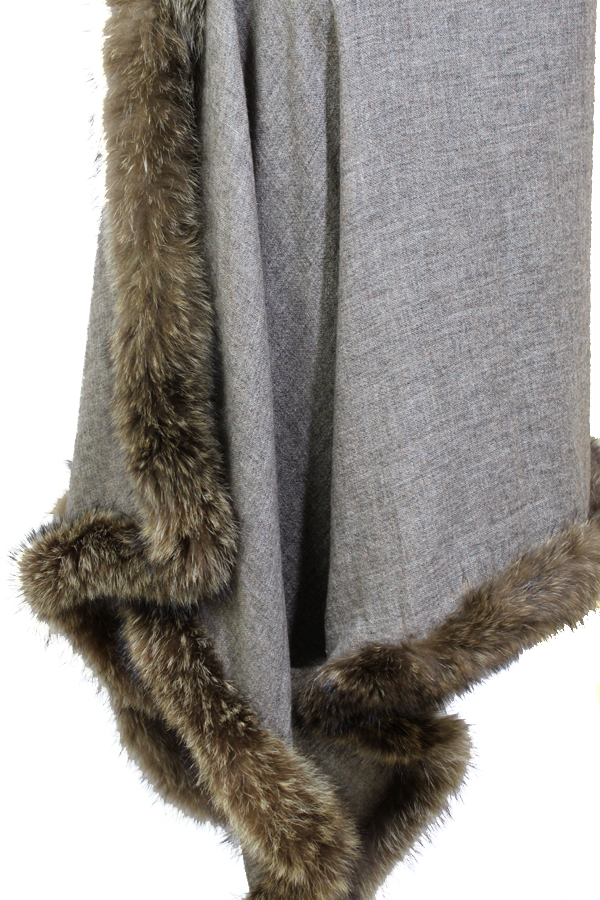 Cashmere Fox Wraps