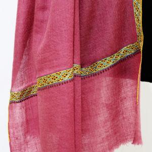 Classic Embroidery Pashmina