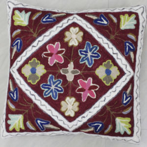 Radish Creme Flowery Pillowcase
