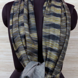 Luxury Ikat Pashmina Wrap