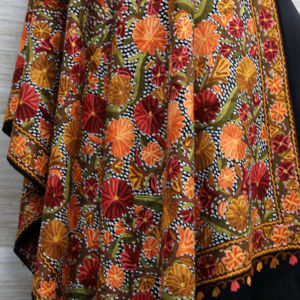Antique Indian Tulips Luxury Ascot