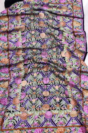 Handwork Jamawar Pashmina