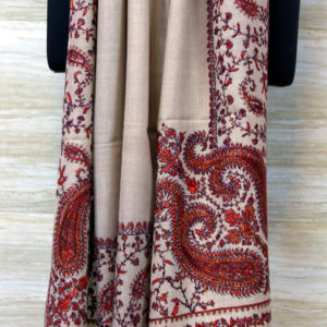 Oyster Classic Paisley Wrap