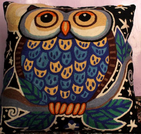 Midnight Owl Pillowcase