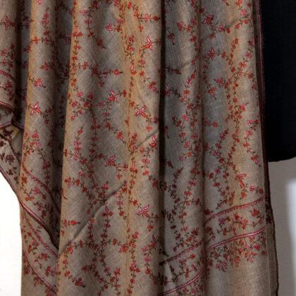 Luxury Pashmina Mohican Wrap